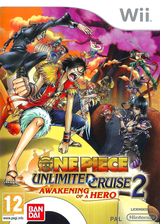 One Piece Unlimited Cruise 2: Awakening of a Hero [PAL][PL] RIUPAF