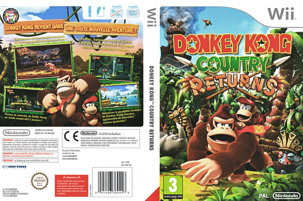 donkey kong wii torrent